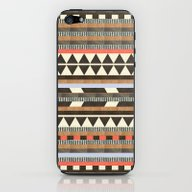 iPhone & iPod Skin featuring DG Aztec No.1 by Dawn Gardner