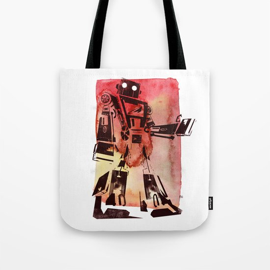 Child of Tomorrow Tote Bag