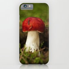 Baby red top iPhone 6 Slim Case