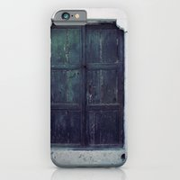 Santorini Door II iPhone 6 Slim Case