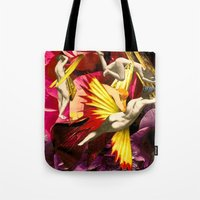 MUSES OF SATURN Tote Bag