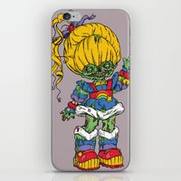 Zombie Brite iPhone & iPod Skin