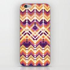 Triangles 3 iPhone & iPod Skin