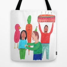 Happy Birthday! Tote Bag