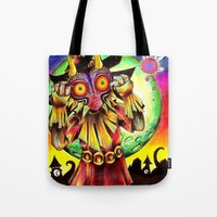Majora's Mask Tote Bag