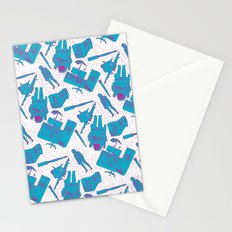 SPACE 3000 Stationery Cards