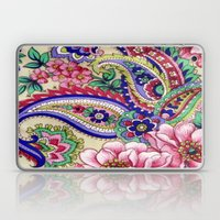 Floral Deco Laptop & iPad Skin