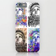New York City Pop Art iPhone 6 Slim Case
