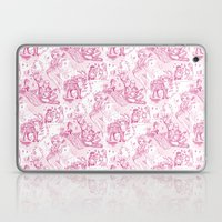 Toile du Frozen Laptop & iPad Skin