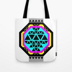 ::: Octagonal ::: Tote Bag