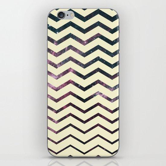 Cosmic Zag iPhone & iPod Skin