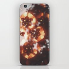 Kaleidoscope Sky iPhone & iPod Skin