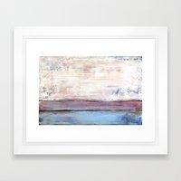 Morning Flight Framed Art Print