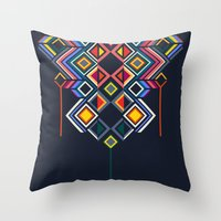 TINDA 3 Throw Pillow