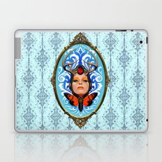 Cicada queen Laptop & iPad Skin