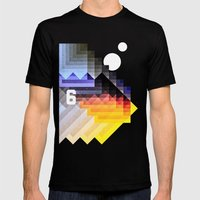 6. Mens Fitted Tee Black SMALL