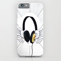 iPhone & iPod Case featuring Heavenly sounds by Alan Wells