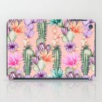 Cacti Love iPad Case