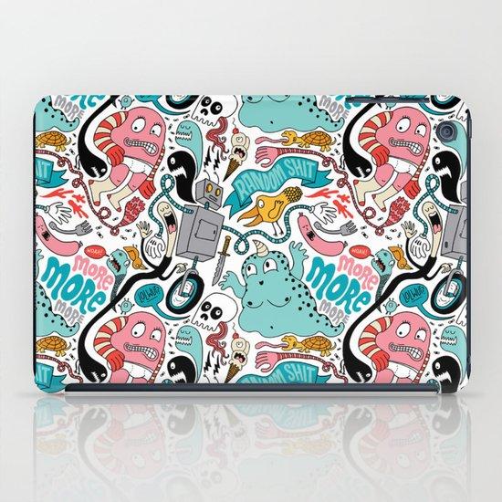 More, More, More iPad Case