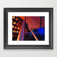 Abduct 3 Framed Art Print