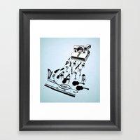 Musical Moment Framed Art Print