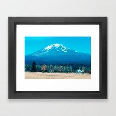 Mount Adams, Washington Framed Art Print
