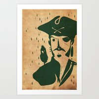 Pirate Day - Emilie Reco… Art Print