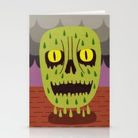 Misery Stationery Cards