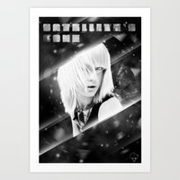 Satellite's gone Art Print