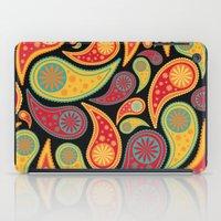 Bohemian Paisley  iPad Case
