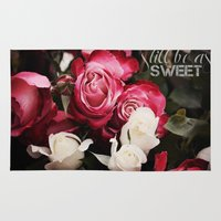 A Rose By Any Other Name Rug