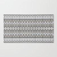 Canvas Print featuring Korea Box by Innika