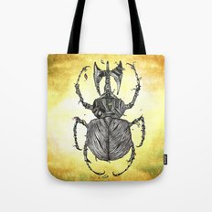 Sr Coprofago - Beetle shit Tote Bag