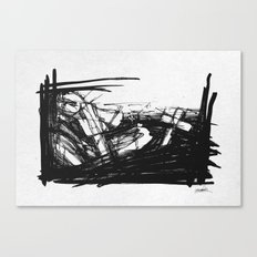 Past or Future? Canvas Print