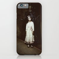 iPhone & iPod Case featuring Ghost Girl by Flashbax Twenty Three