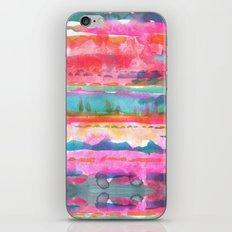 Kiana Stripe iPhone & iPod Skin