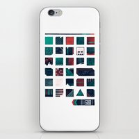 Swatches iPhone & iPod Skin