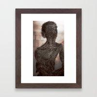 Receptive Framed Art Print