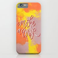 iPhone & iPod Case featuring Make a Wish by alyissaj