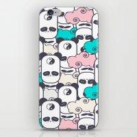 Zen Panda iPhone & iPod Skin