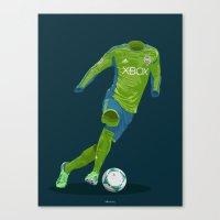 Seattle Sounders 2013 Canvas Print