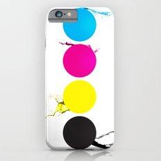 CMYK Slim Case iPhone 6s