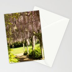 Weeping Walkway Stationery Cards