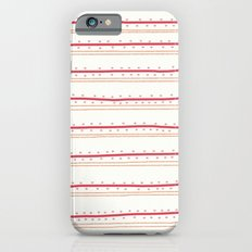 Stripes and Spots Slim Case iPhone 6s
