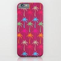 Palm Trees #4 iPhone 6 Slim Case