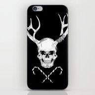 Creepy Xmas iPhone & iPod Skin