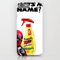 Whats my Name? iPhone 6 Slim Case