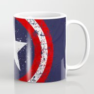 Captain's America Splash Mug