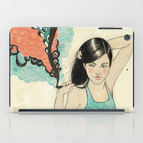 swim iPad Case