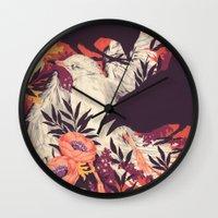Harbors & G Ambits Wall Clock